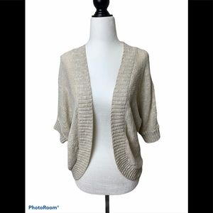 3/$30 Ann Taylor cardigan in size large